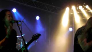 Dragonforce - Starfire - (part) (live in FEZEN 2011/08/06.).MP4