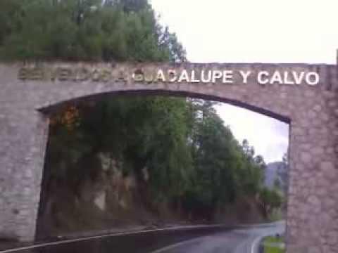 EL CORRIDO DE GUADALUPE Y CALVO