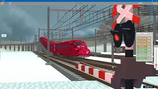 PewDiePie trem em Roblox (não editado, removido do jogo)