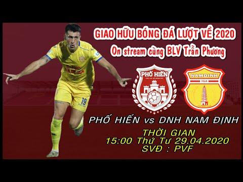 Pho Hien Nam Dinh Goals And Highlights