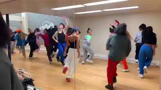 Ysabelle Capitule Choreography   Kehlani - All Me