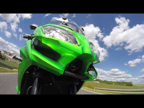 Kawasaki Versys 1000 to ultraszybki GLOBTROTER
