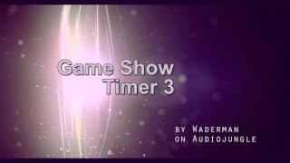 Game Show Background Music - Timer 3