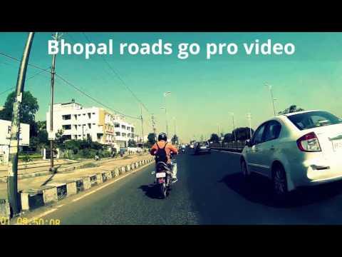 SJCAM SJ4000 Wifi Video Review: Riding On Bullet - Bhopal