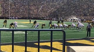Michigan Wolverines vs SMU 2018