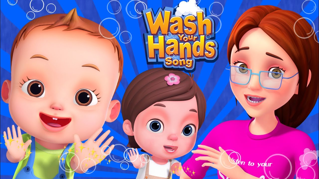 Hand Wash Song And More Nursery Rhymes & Kids Songs | Good Habits Songs | Baby Ronnie Rhymes
