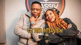 DJ Tira speaks on 21 years in the industry, adjusting to COVID-19 times and more with Penny Lebyane