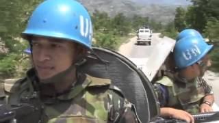 Nepali santi sena in UN1August 2015