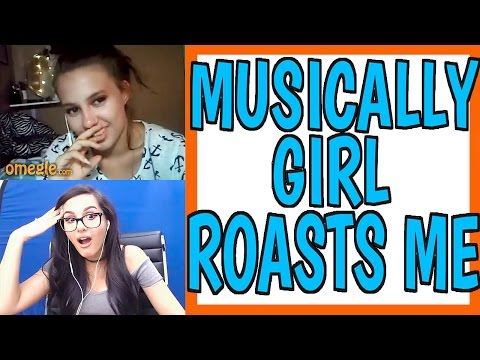 Thumbnail: MUSICALLY GIRL ROASTS ME ON OMEGLE