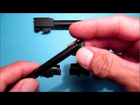 Tokyo Marui GLOCK 18C Re-assembly - The Complete Video