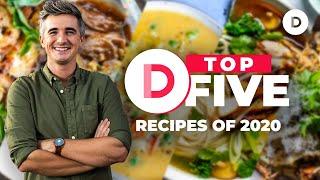 Donal Skehan&#39s TOP 5 Recipes of 2020!