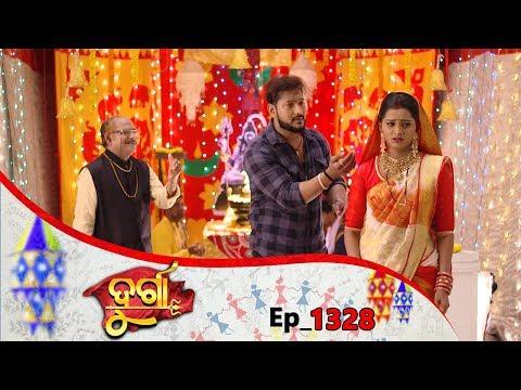 Durga | Full Ep 1328 | 11th Mar 2019 | Odia Serial – TarangTV