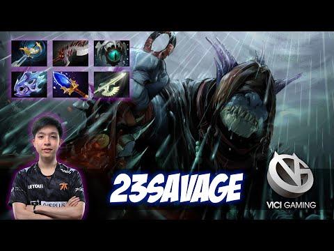 VG.23savage Slark Assassin - Dota 2 Pro Gameplay [Watch & Learn]