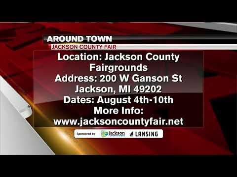 Around Town - Jackson County Fair - 8/2/19