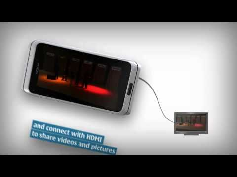 Nokia E7 - Video Promo