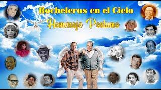 En memoria a los humoristas fallecidos de Radio Rochela