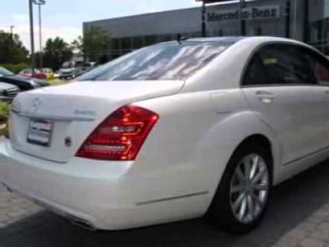 2012 Mercedes Benz S Class S350 4matic Bluetec Sedan