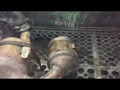 BMW mini DPF filter cleaning by DPF repair and cleaning Hull