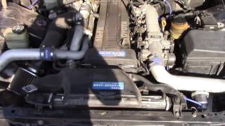 Обзор Toyota Mark 2 Тойота Марк 2 Jzx90 TourerV 1JZ GTE 1996 год почти сток