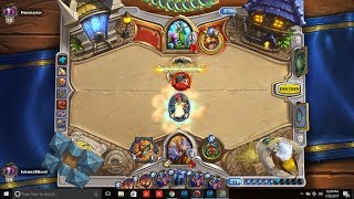 Win 2 Games with Warrior Or Rogue(Hearthstone Gameplay)