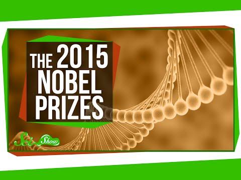 The 2015 Nobel Prizes!