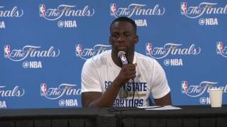 Draymond Green Postgame Full Interview   Cavaliers vs Warriors   Game 7 2016 NBA Finals