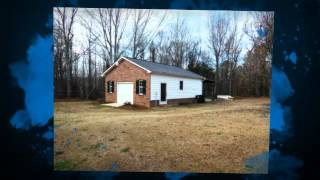 5 Acres With Brick Home, Detached Garage/workshop & Barn