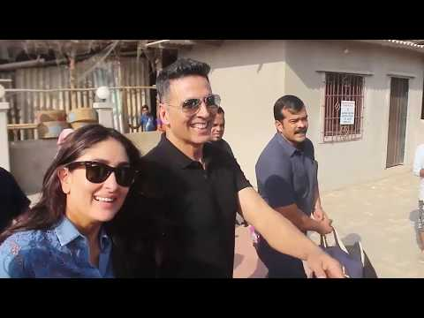 Akshay Kumar Plays A Prank On Kareena Kapoor Khan - Latest Bollywood Gossips 2019 Mp3