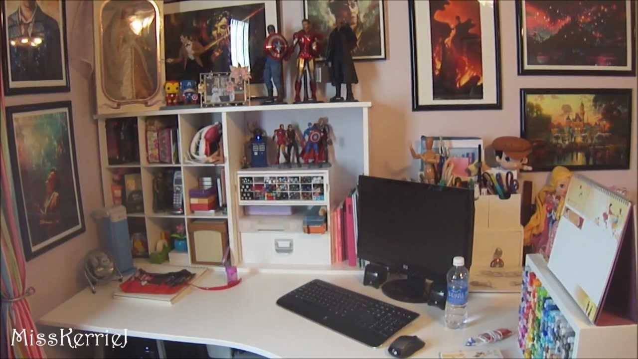Kerrie S Drawing Workspace 2012 Youtube