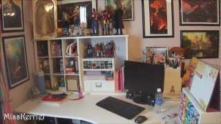 Kerrie's Drawing Workspace 2012