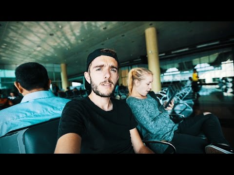 WORLDS SMALLEST AIRPORT! (India Travel vlog)