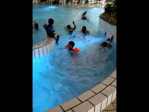 Bodyfit zwembad putten center parcs parc sandur in emmen