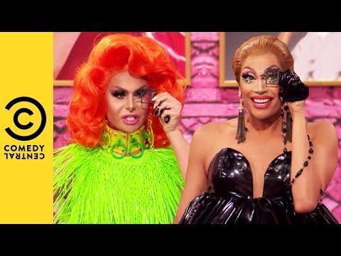 An Allstar Lesson in Reading | RuPaul's Drag Race AllStars 4