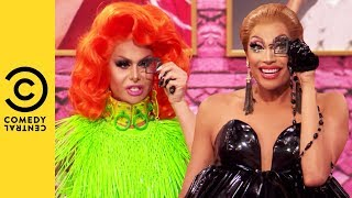 An Allstar Lesson In Reading | RuPaul