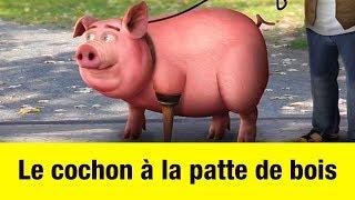Le cochon à la patte de bois - Têtes à claques thumbnail