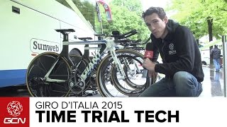 Time Trial Tech | Giro D