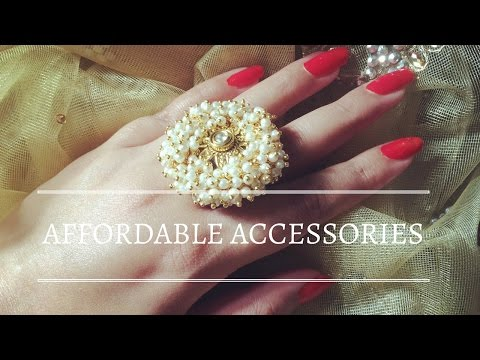 Instagram Stores For Affordable Accessories | Where To Buy Affordable Jewellery | Priyanka Boppana