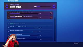 ZERO POINT NEW REVEALED CHALLENGE UNLOCKED CHECK IT OUT HERE FORTNITE SEASON X
