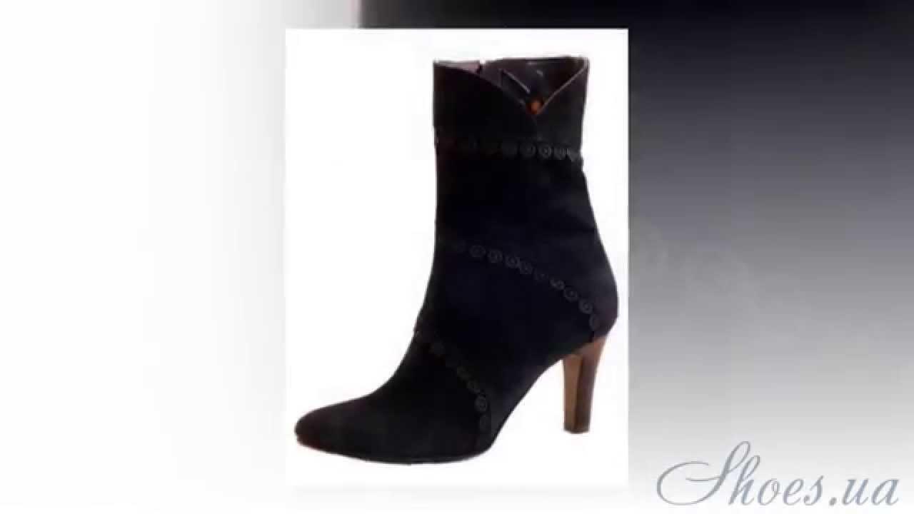 fdb125d98a92c9 Женская обувь Karmen осень-зима 2014-2015 - YouTube
