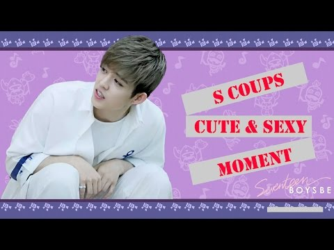 세븐틴(SEVENTEEN) 에스쿱스(SCOUPS) - Cute & Sexy Moment ♥
