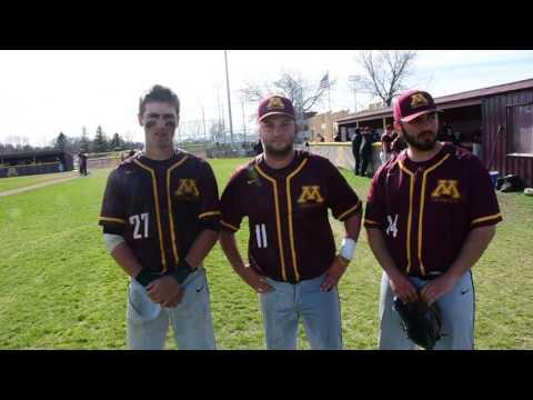 UMC Baseball Post-Game Interview (April 30, 2017)