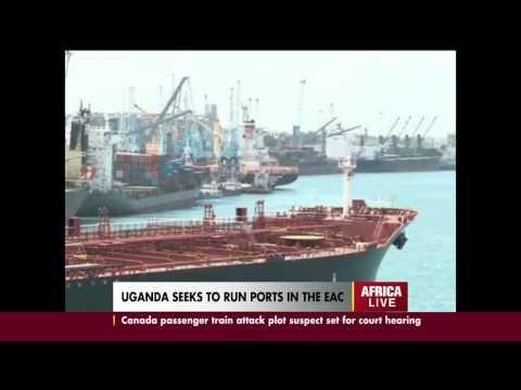 UGANDA SEEKS TO RUN MSA PORT