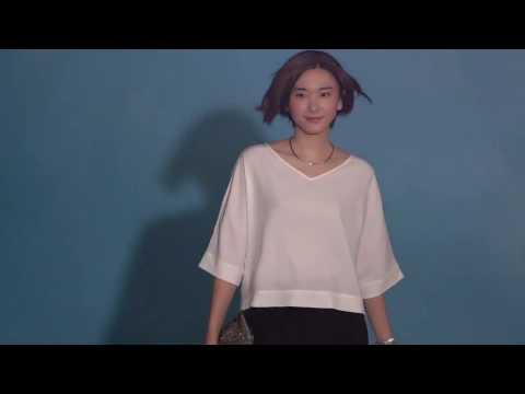 新垣結衣 ユニクロ CM スチル画像。CM動画を再生できます。