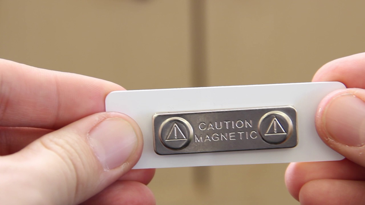 DigiLine Custom Name Badge