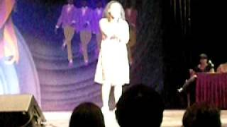 "Sequoia Ellis singing ""I Feel Good All Over"" by Stephanie Mills ! LIVE !"