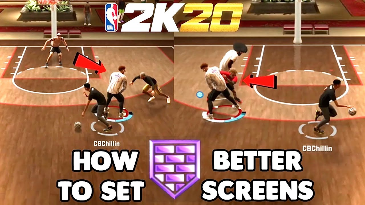 THE ULTIMATE SCREEN SETTING TUTORIAL IN NBA 2K20 - THIS ONE TIP WILL CHANGE THE GAME!