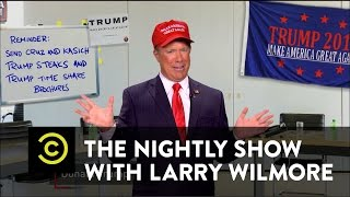 The Nightly Show - Blacklash 2016: The Unblackening - Donald Trump Bashes Hillary Clinton