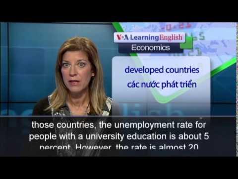 Phát âm chuẩn cùng VOA - Anh ngữ đặc biệt: OECD Education (VOA)