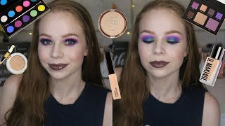 GRWM | Playing With New & Throwback Makeup