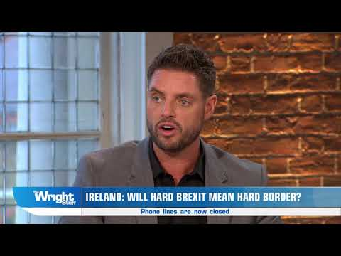 Keith Duffy remembers crossing the Ulster border with Boyzone... #wrightstuff